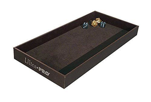(Ultra Pro Gaming Generic 84759 Dice Rolling Tray, Multi, One Size)