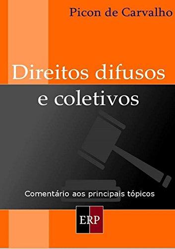 Direitos Difusos e Coletivos Comentado