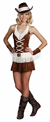[Howdy Partner Costume - Small - Dress Size 2-6] (Howdy Partner Halloween Costume)