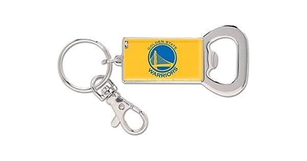 Amazon.com: 92693010 Golden State Warriors de la NBA Llavero ...