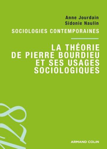 La théorie de Bourdieu et ses usages sociologiques