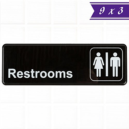 commercial bathroom signs - 6