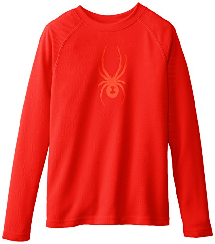Spyder Big Boys' Embossed Thermal Underwear, Volcano, X-Large (Thermal Underwear Spyder compare prices)