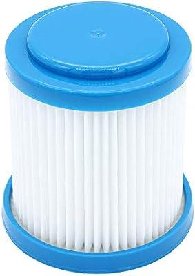 Subtop Filtro de Repuesto para Aspiradora, Lavable Filtro Plisado ...