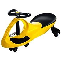 Lil' Rider Wiggle Car Ride On, Yellow