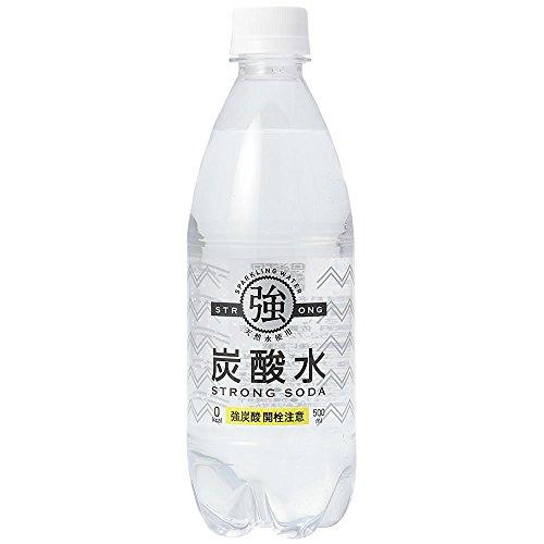 Tomomasu Drink a little carbonated water 500mlX24 this by Tomomasu Drink