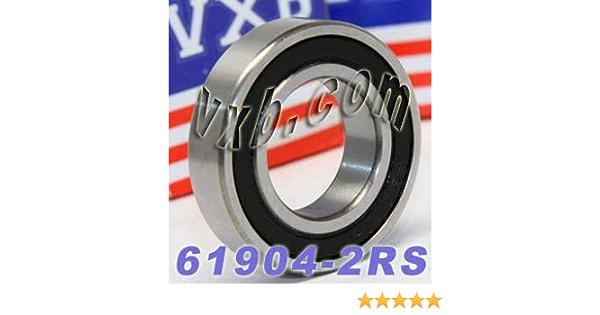 S6904-2RS Bearing 20x37x9 Si3N4 Ceramic Stainless Steel Sealed Premium 8041