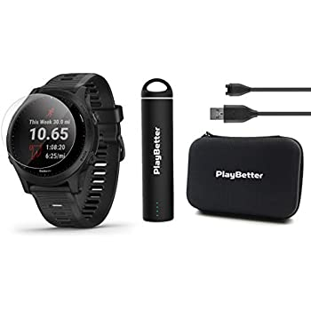 Amazon.com: Garmin Forerunner 945, Premium GPS Running/Triathlon ...