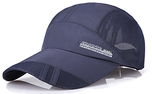 Baseball Cap Quick Dry Mesh Back Cooling Sun Hats Flexfit Sports Caps for Golf Cycling Running Fishing Outdoor Research