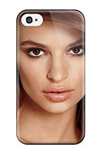 New Style Snap On Case Cover Skin For Iphone 4/4s(emily Ratajkowski)