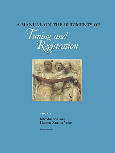 R.E.A.D A Manual on the Rudiments of Tuning and Registration: Introduction and Human Singing Voice PDF