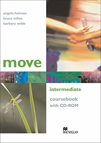 Move: Intermediate/Coursebook with CD-ROM and 2 Class Audio-CDs