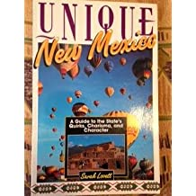 DEL-Unique New Mexico (Unique Travel Series)