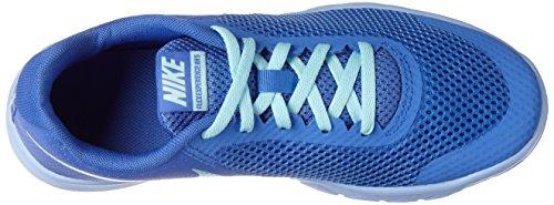 Zapatillas black still Azul Gs de Nike aluminum Blue Med running 5 Flex Blue Niñas Experience nfxSRB