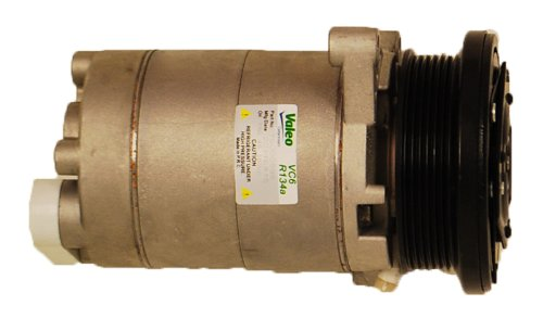 (Valeo 10000595 A/C Compressor)
