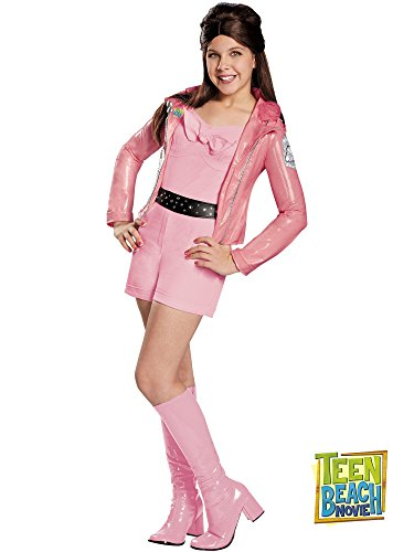 Disguise Disney's Teen Beach Movie Lela Prestige Tweens Costume, Medium/7-8 ()