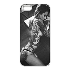 Sexy Girl Phone Case for iPhone 5S