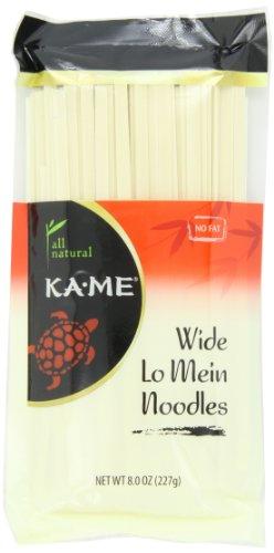 Ka Me Noodles Wide Mein Ounce