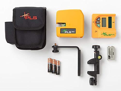 - Pacific Laser Systems PLS-60619N PLS 180 System Beam Cross Line Green SLD Laser Detector