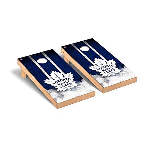 - Victory Tailgate Toronto Maple Leafs NHL Regulation Cornhole Game Set Vintage Version