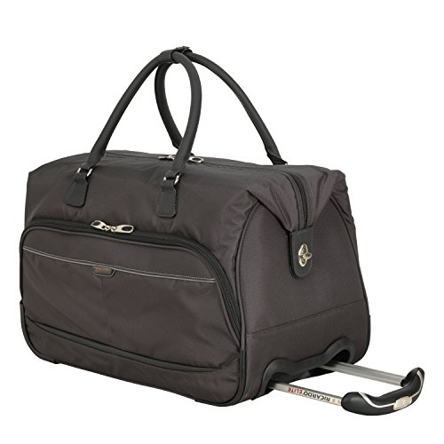Ricardo Beverly Hills Mar Vista 20-Inch 2 Wheel City Rolling Duffel, Graphite, One Size by Ricardo Beverly Hills