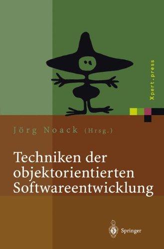 Techniken der objektorientierten Softwareentwicklung (Xpert.press)  (Tapa Blanda)