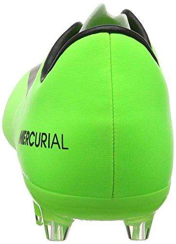 Football Electric de Black Lime XI Mercurial white Mixte Vapor Chaussures Green NIKE flash Vert AG Enfant BvY1Txxq