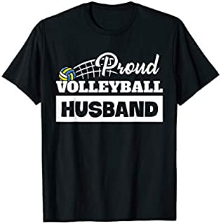 Best Gift Proud Volleyball Husband Sport Volleyball Husband   Need Funny TShirt / S - 5Xl