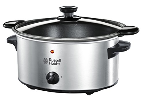 Russell Hobbs 22740-56 Cook at Home Schongarer, 3 wählbare Temperatureinstellungen