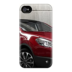 Top Quality Case Cover For Iphone 4/4s Case With Nice Nissan Qashqai Crossover Appearance