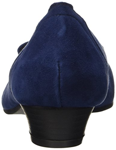Andrea Donna Col Tacco Scarpe Conti 017 dunkelblau Blu 3009220 UXqwPUr