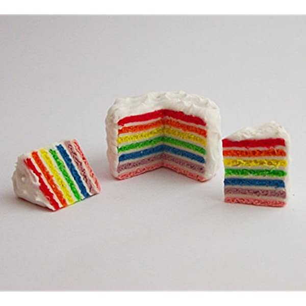 1:12 Scale  Dolls house Miniatures Cake f