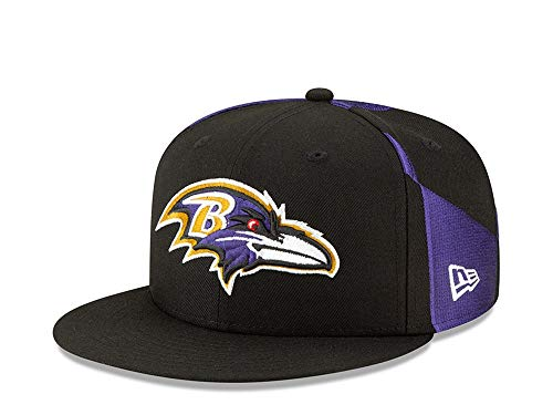 New Era Baltimore Ravens 2019 NFL Official Draft On-Stage 9FIFTY Snapback Hat