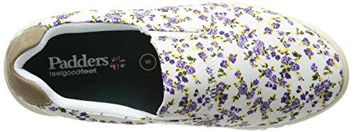 Damen Floral Grow Re Top Violett Padders Purple Low Violett U7w8n8gqd
