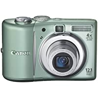 Canon PowerShot A1100IS 12.1 MP Digital Camera with 4x Optical Image Stabilized Zoom and 2.5-inch LCD (Green) Noticeable Review Image