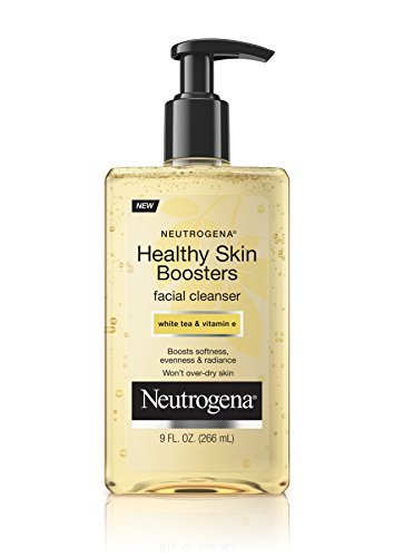 Neutrogena Healthy Skin Boosters Cleanser 9 oz. (Pack of 3)