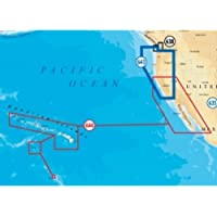 NAVIONICS NAV-MSD/643P+ / Platinum SD 643 California & Oregon
