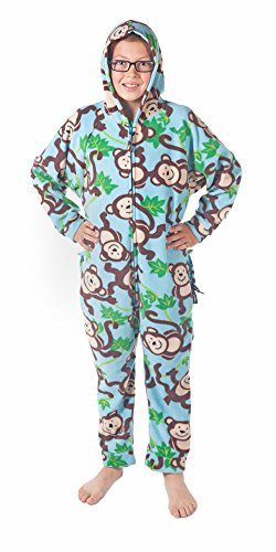 Forever Lazy Kids Onesie - Big Chimpin' - L