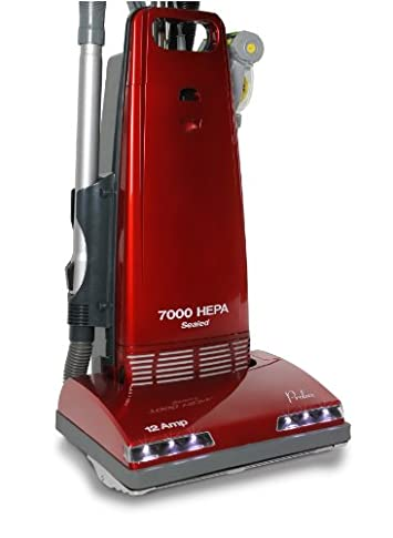 Prolux LED Upright Sealed H-Grade HEPA Allergen Pet Vacuum