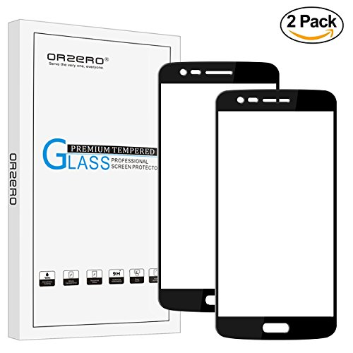 Tempered Glass For LG K4 (Clear) - 7