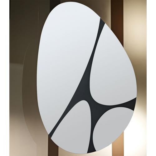 Spiegel–Spiegel Pebbles 83x 125cm