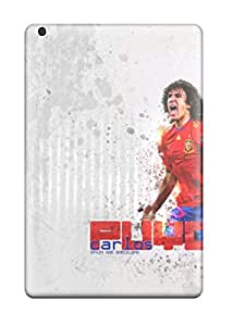 New Style 5630536I45118931 Durable Case For The Ipad Mini- Eco-friendly Retail Packaging(carles Puyol)