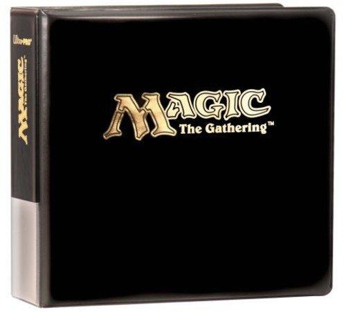 Ultra Pro Magic the Gathering 3 Black Album UP82144