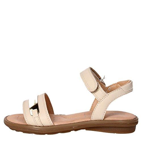 Sandalias y chanclas para ni�a, color Beige , marca GEOX, modelo Sandalias Y Chanclas Para Ni�a GEOX J SAND.MILK A Beige