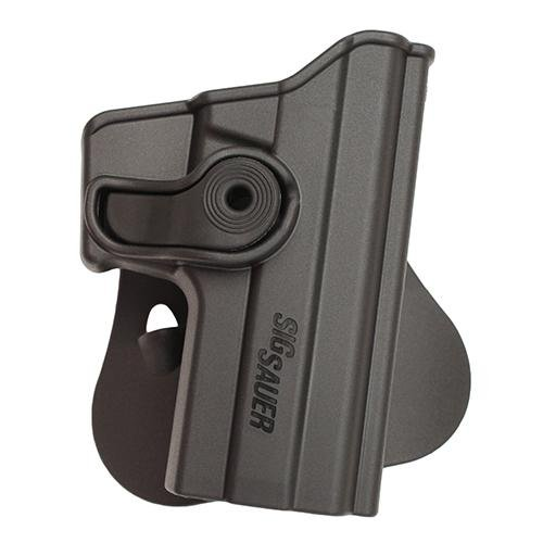 SigTac Retention Roto Paddle Level 3 Holster, Glock 19/23/25/32, Black, Right