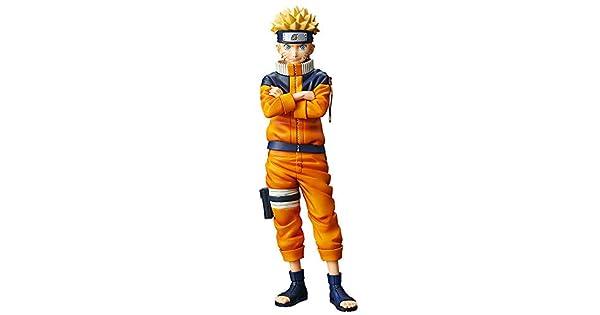 """Banpresto Grandista Naruto Shippuden Shinobi Relations Haruno Sakura 10/"""" Statue"""
