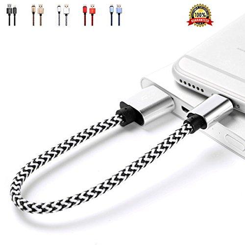 Charging Braided Aluminum Connector Smartphones