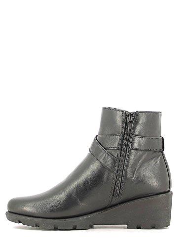 B413 Boots The Ankle 09 Women Black 40 Flexx gcqSS5