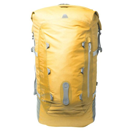 Sea to Summit Flow 35L Dry Backpack, Yellow (Sea To Summit 35 Liter Dry Sack)
