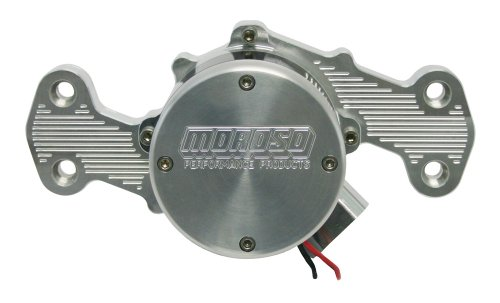 (Moroso 63557 Electric Water Pump for Small Block)